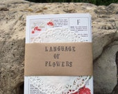 Language of Flowers Mini-Book