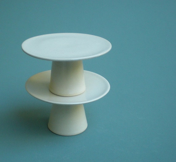 SALE 2 cup cake stands