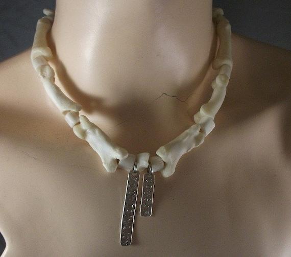 Cougar Bone Necklace