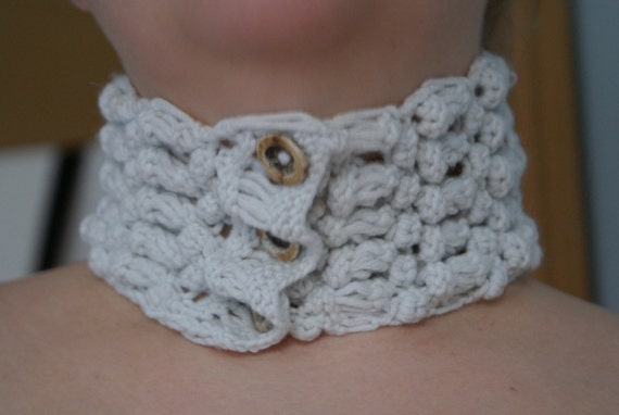 NEW Victorian Inspired Tippet\/Neck Warmer