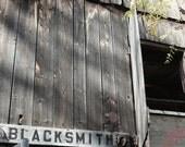Blacksmith Barn Photograph 5x7
