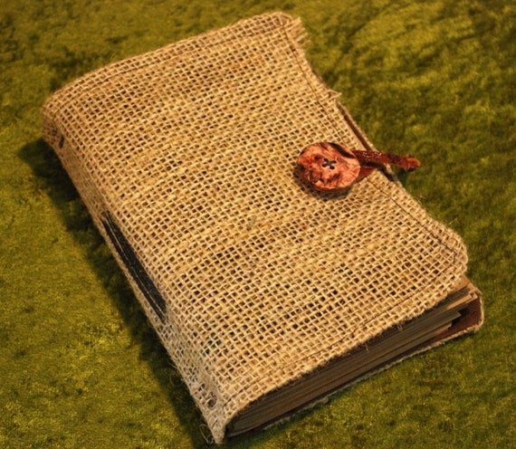 Thick Coffee Bag Book