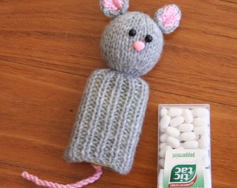 Tic Tac Toys - animals - PDF KNITTING PATTERN