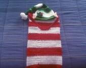 Elf Cocoon - Crochet Pattern