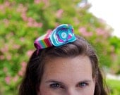 Candy Shop Pillbox Hat