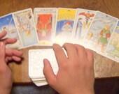 """7-card """"Next Week"""" Tarot Future Reading"""