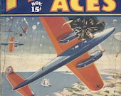1938 Flying Aces Magazine