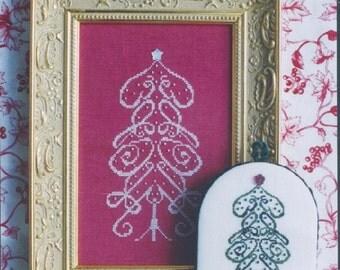 M Designs HOPE Tree Cross Stitch Chart - Instant Downloadable PDF