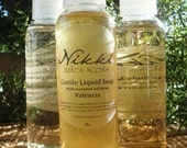 Castile Liquid Soap SAMPLE