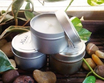 GOOD FORTUNE - Soy Candle Tin Variety 3pk