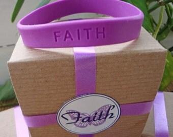 Lupus AWARENESS, Sarcoidosis Awareness Candle w/Bracelet