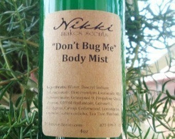 DON'T BUG ME - Body Mist
