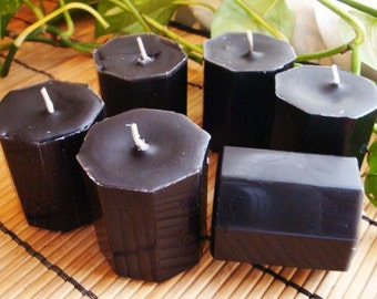 LUMP OF COAL - Octive candle 6pk