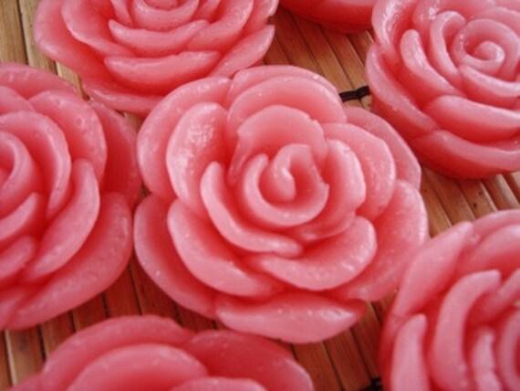 SANDY ROSE - Rose Wax Mini Melts 6pk