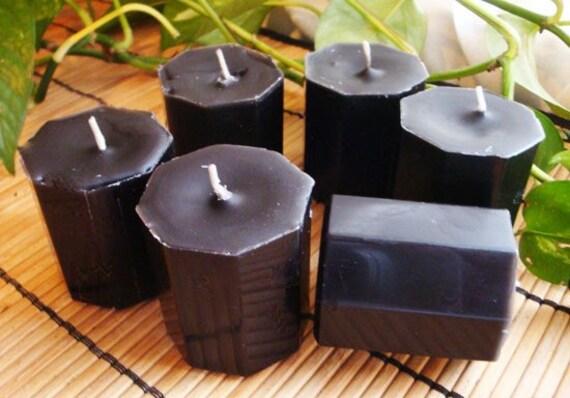 BLACK AMETHYST - Octive Candle 6pk