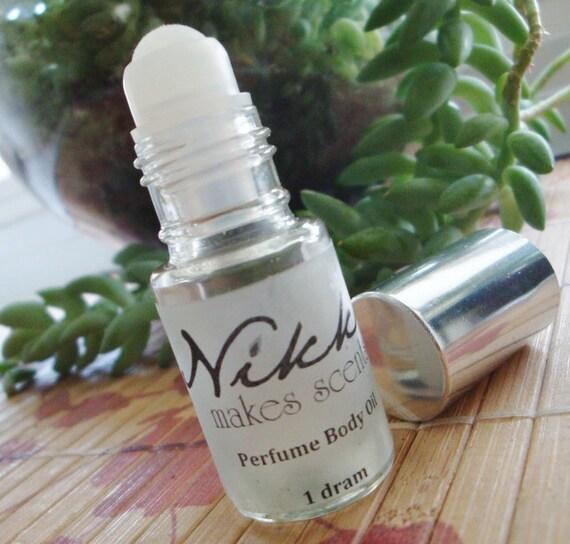 Perfume roll on SAMPLE - (Unisex) fragrances