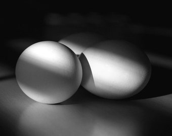Still Life with Eggs No. 1