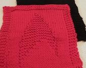 RESERVED FOR GRUNTYBABY; Picard Trek Blanket