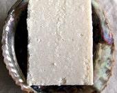 Lavender Spearmint Salt Soap - Vegan Soap - SLS free soap - As seen in British Vogue