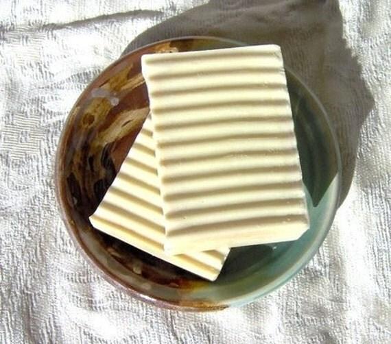 Handmade Castile Soap - Vegan Soap - Olive Oil Soap - Unscented