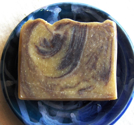 Dark Patchouli Soap - Cold Process Soap - Vegan Soap