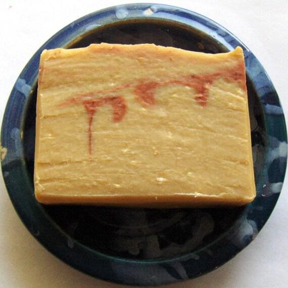 Vanilla Chai Castile Soap - Olive Oil Soap - Vegan Soap - TeamEcoEtsy