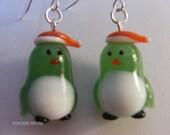 Cute Penguin Earrings