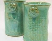 Antique Turquoise - Dasik Tea Tumbler Pair of 2