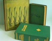 Three Vintage Gardening Books, An Instant Collection