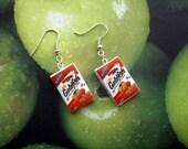 Goldfish Cracker Earrings