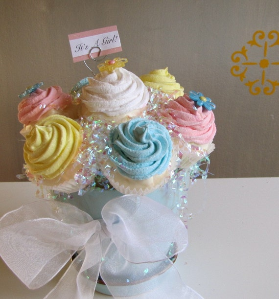 Diy Fake Cupcake Decorations