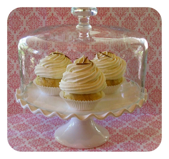 "Fake Cupcake Carrot Cake Cupcake Standard Size 12 Legs Orginal ""Gourmet Collection"" Fab Cake Plate Decor"
