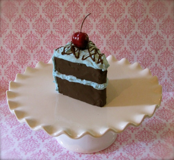 Items Similar To Fake Slice Of Cake Quot Piece Of Cake