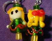 Doll Earrings