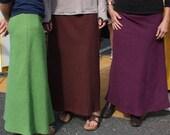 Inventory Sale - Organic Clothing - Hemp Bliss Skirt - Eco-friendly