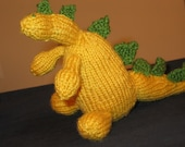 Stegosaurus 6 to 10 inches seated