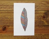 Indian Summer Feather