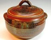 Stoneware Casserole