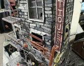 oddities obscura and the haunted antiques. the haunted construction co. custom order only