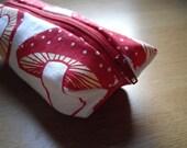 Origami Pencil Case - Mushrooms