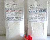 ON SALE!  French Laundry.  Vegan/Organic/Healthy/Effective.  Laundry Soap Powder Super Concentrated Formula 44 Scent Choices!