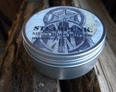 Number 2017   Men's Body Butter  WOOD  5.5 oz.