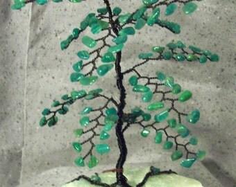 Amazonite Gem Tree