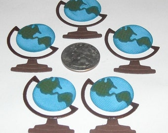 World Globes - 5 to a pack