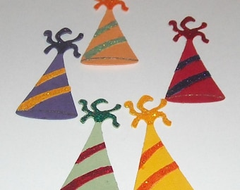 Party Hats - 5 to a apck