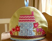 Country cottage tea-cosy