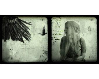 Dream series - set of 2 prints
