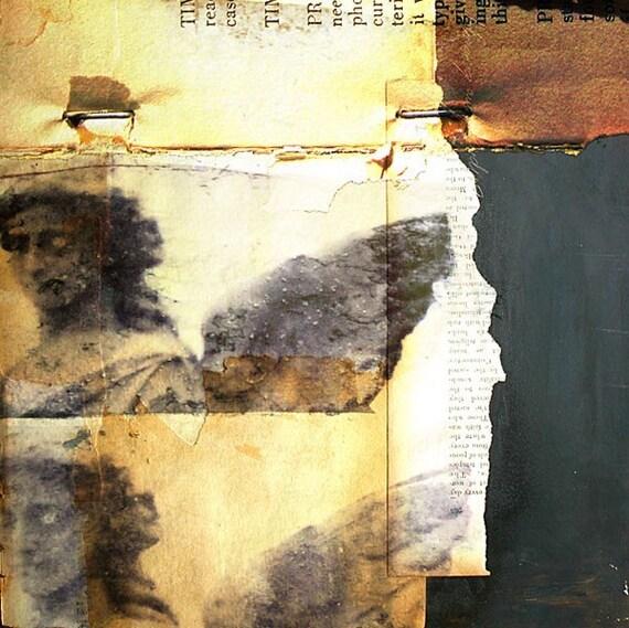 Deja Vu - Fine Art  Print digital Collage