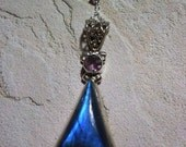 A vision in Labradorite  by EarthGrrrlCrafts on Etsy