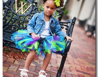 Stained Glass, Tutu, Birthday, Parties, Photo Shoots, All Occassion,  in Sizes up to 6yrs